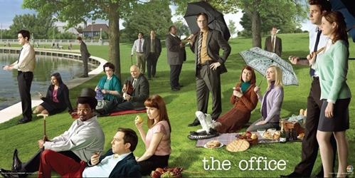 The Office 12x24