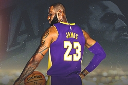 Welcome Lebron