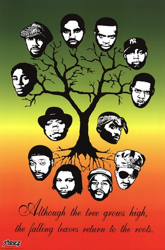 Steez Roots of Rap